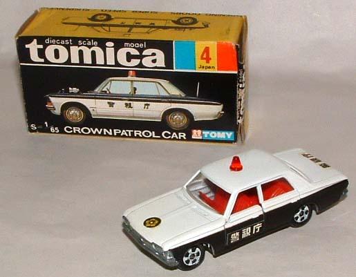 クラウンパトロールカー