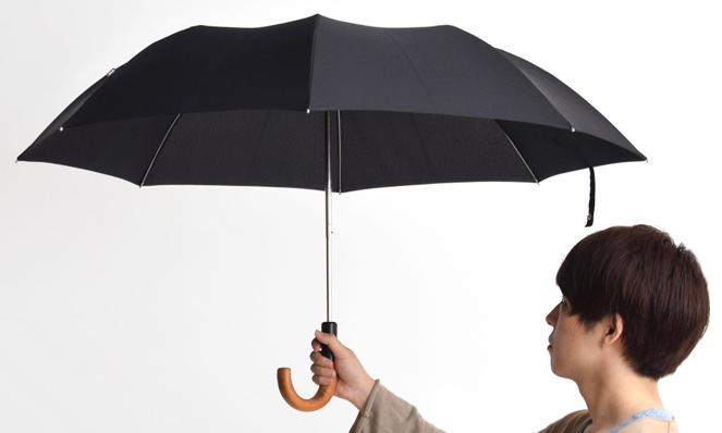 折り畳み傘 持ち手