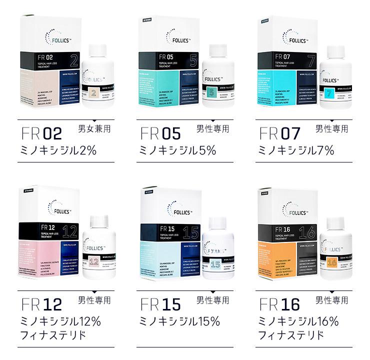 フォリックスFRシリーズ