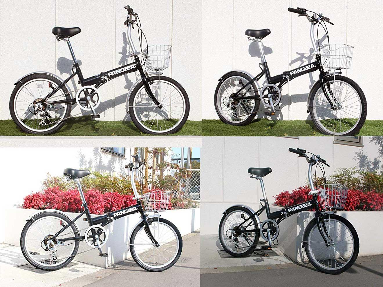 PANGAEA(パンゲア)ROBINSON(ロビンソン)20インチ折りたたみ自転車